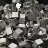 molybdenum refractory metal nuts vacuum furnace